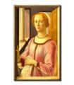 Retrato de mujer Esmeralda Bandinelli