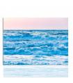 Cuadro de olas del mar