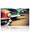 Cuadro coches clásicos