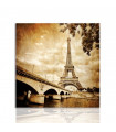 Cuadro vintage de Paris